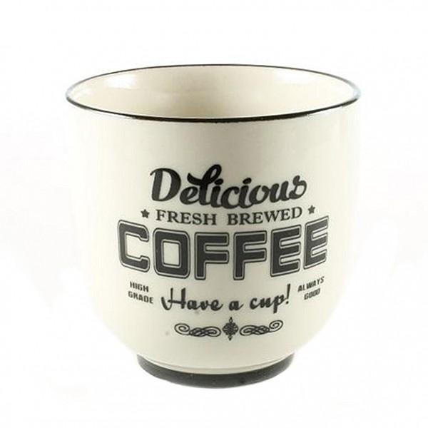 Cup Mug Delicious Fresh Brewed Coffee La Finesse