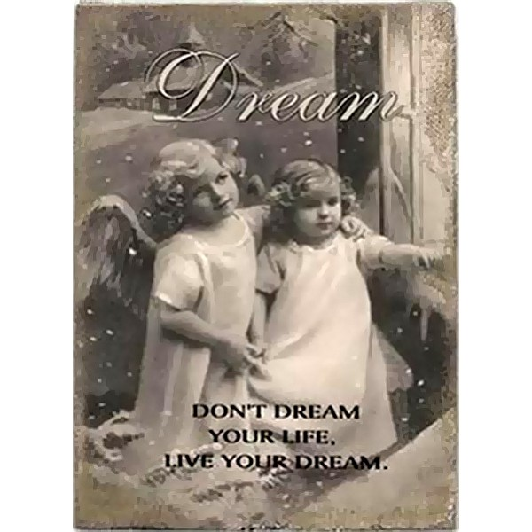 Canvas Live your dream