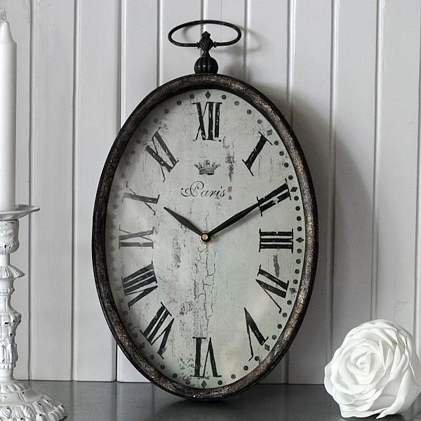 Wall Clock Paris