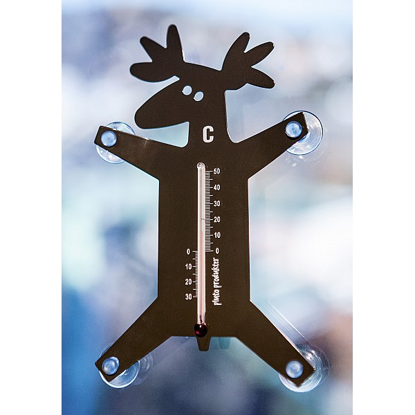 Thermometer Moose