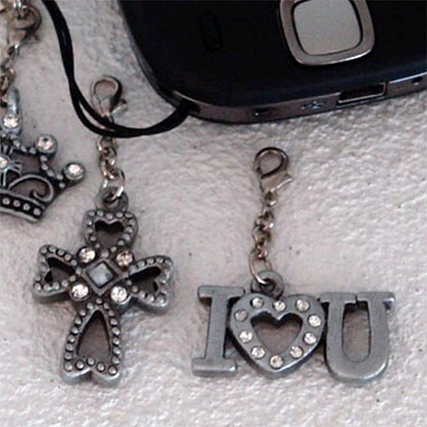 Mobile Jewelry I love you