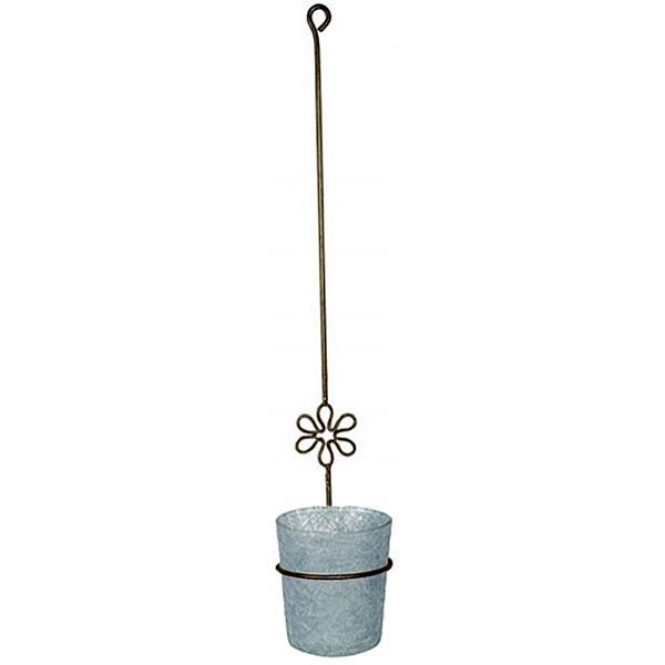 Wall Hanger for tealight holder Flower