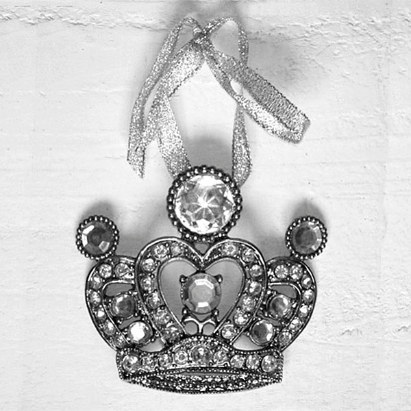 Rhinestone Crown - Large