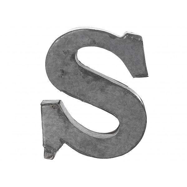 Zinkbokstav S