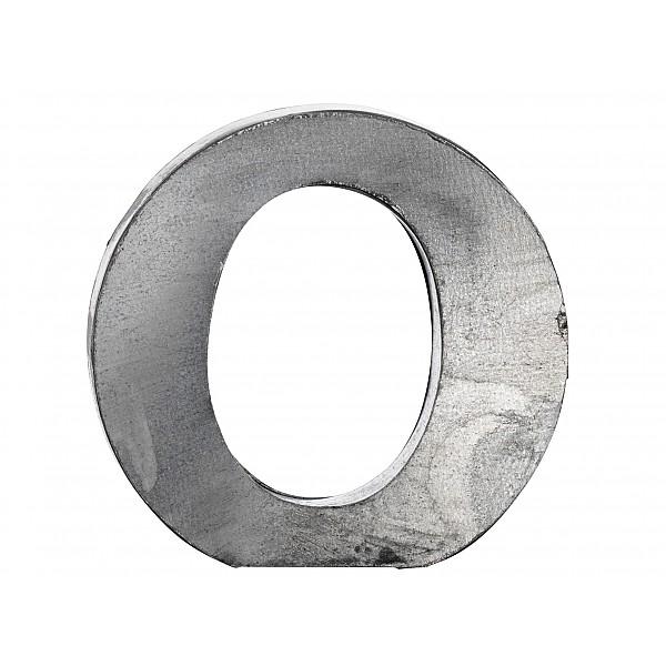 Zinc Letter O