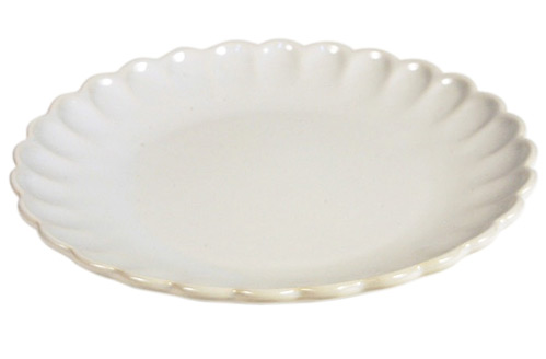 Side Plate Mynte - Pure White