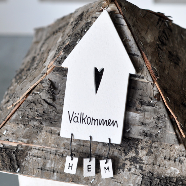 Wooden House Välkommen