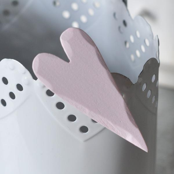 Heart Stick Pink 7 cm