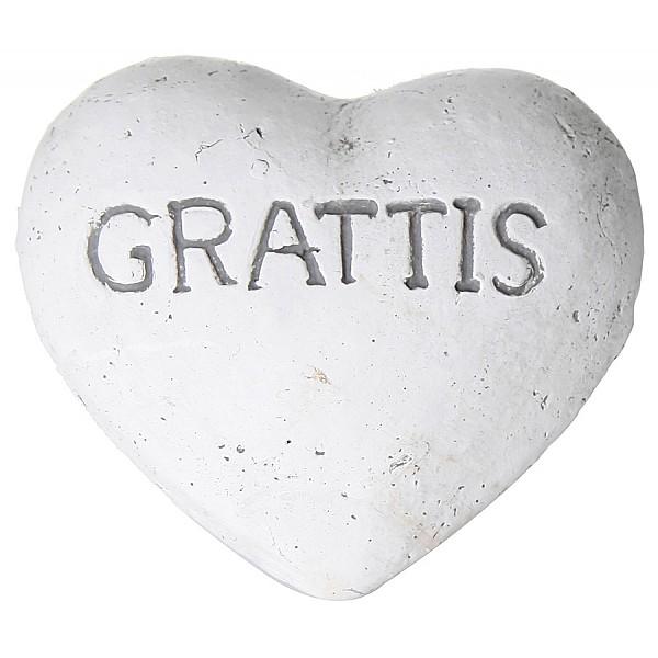 Hjärta Grattis