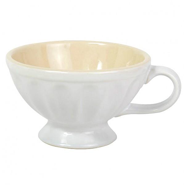 Jumbo Cup Mynte - Pure White
