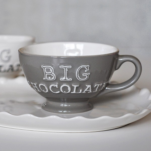 Cup / Mini Jumbocup Big Chocolate - Titan