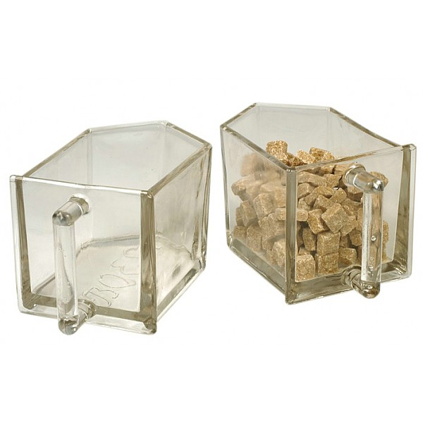 Glass Box with handle