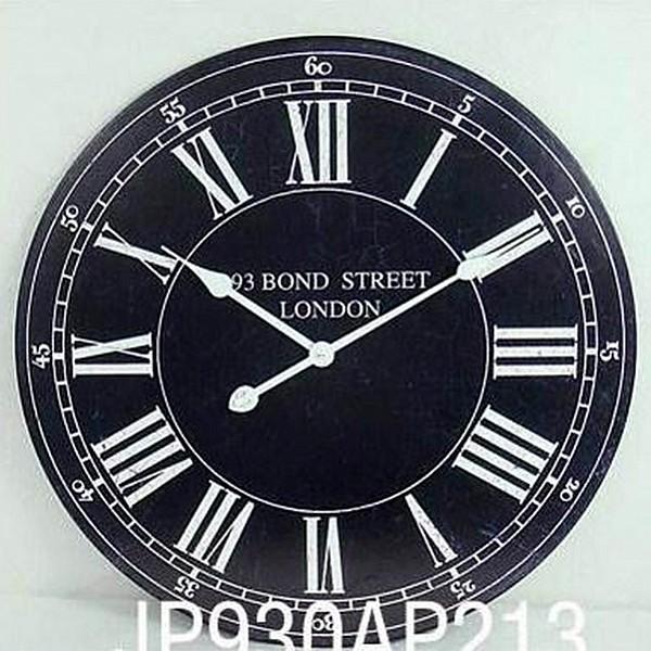 Wall Clock 93 BOND STREET LONDON