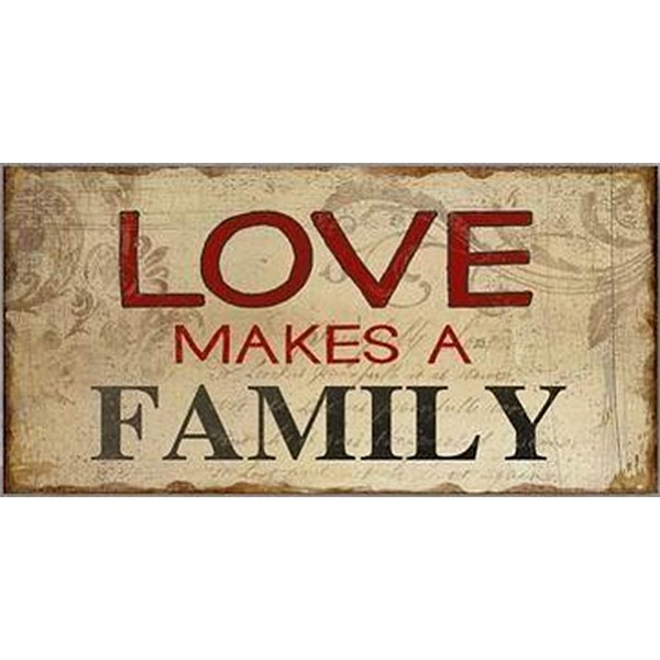 Magnet Love makes a family