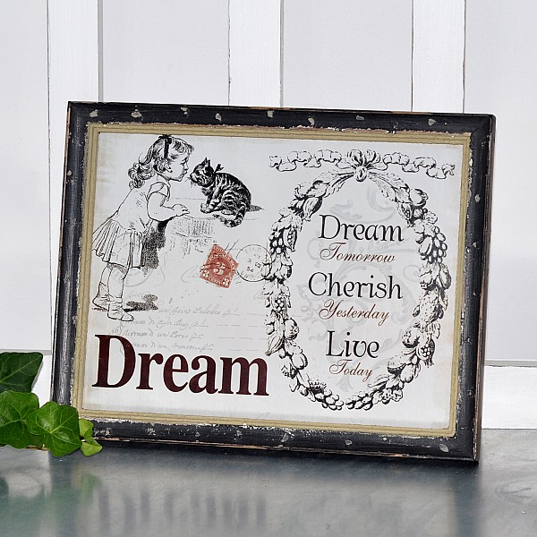 Framed Picture Dream