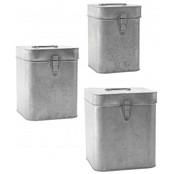 Zinc Box Large