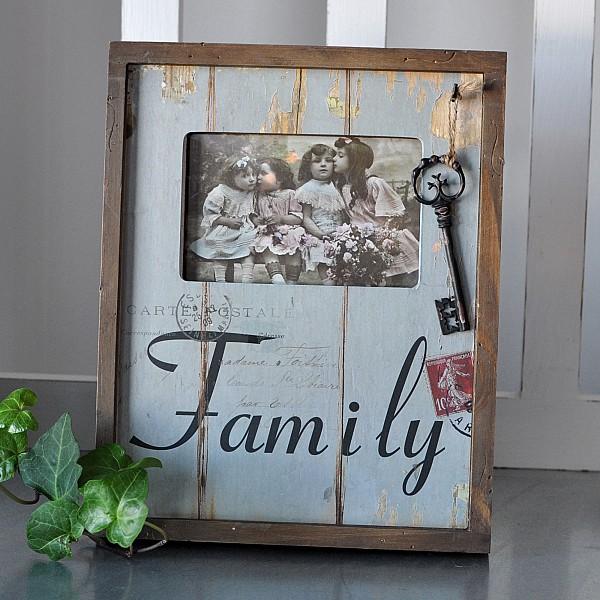 Wooden Frame Family