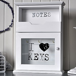 Key Cabinet I LOVE KEYS