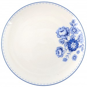 Assiett/Liten tallrik Blue Rose