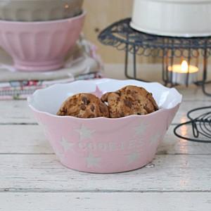 Bowl Cookies Star