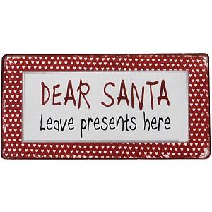 Magnet Dear Santa