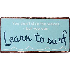 Magnet Learn to surf