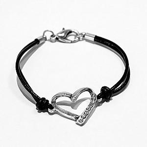 Armband Hjärta