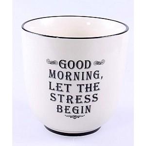 Kopp Good morning let the stress begin