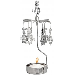 Rotary Candle Holder Chandelier