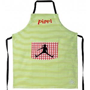 Förkläde Pippi Hopp