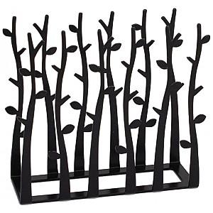 Napkin Holder Branch - Black