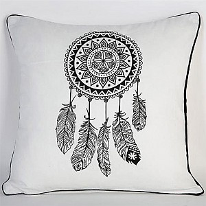 Kuddfodral Indian - Drömfångare