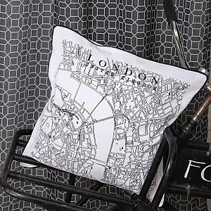Cushion Cover London