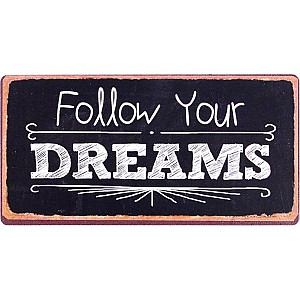 Magnet Follow your dreams