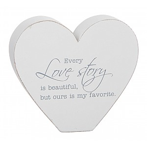 Hjärta Love story