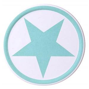 Glasunderlägg Stjärna