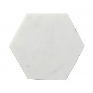 6 square Marble Tray