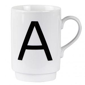 Letter Mug A