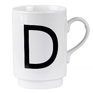 Letter Mug D
