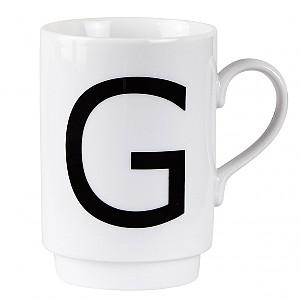 Letter Mug G