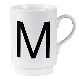 Letter Mug M