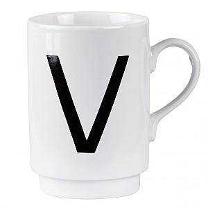 Letter Mug V