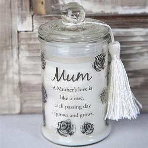 Scented Candle Mum
