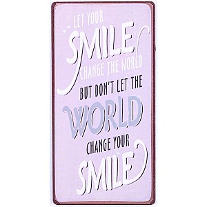 Magnet Let your smile change the world