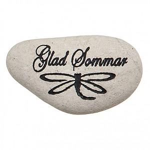 Sten Glad Sommar Trollslända