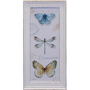 Painting Dragonfly / Butterfly