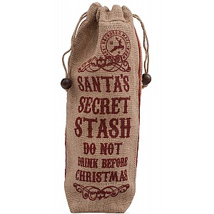 Flaskpåse Santas Secret Stash