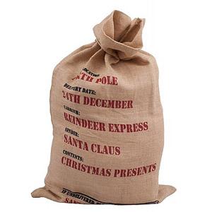 Julklappssäck Reindeer Express