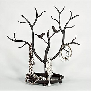 Jewellery Tree with birds