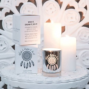 Majas Scented Candle Wish it!